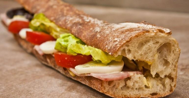 Le sandwich maison